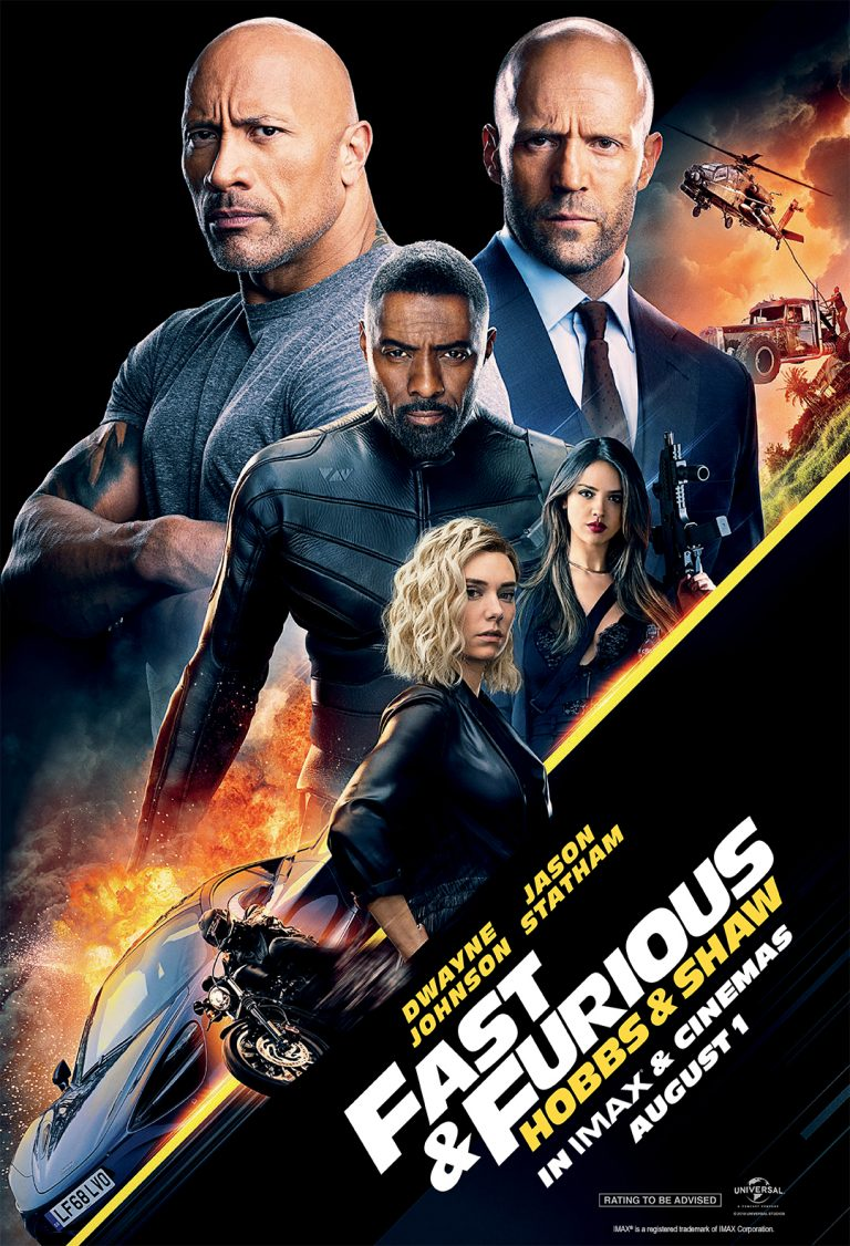 Fast & Furious: Hobbs & Shaw (2019) – Review