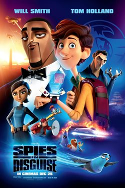 Spies in Disguise (2019) – Review
