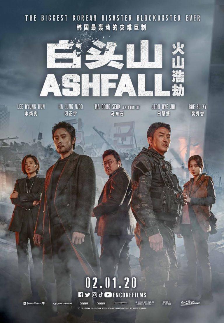Ashfall (백두산) (2019) – Review