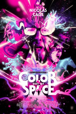 Color Out of Space (2019) – Review