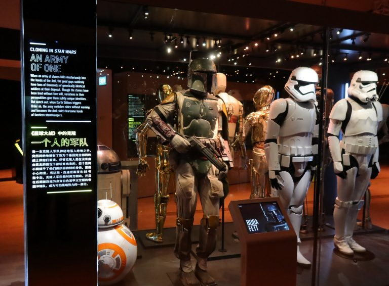 A Galaxy of Possibilities: Lucas Museum of Narrative Art Director of Archives Laela French talks Star Wars Identities