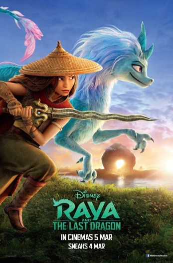 Raya and the Last Dragon (2021) – Review