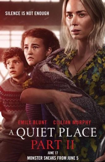 A Quiet Place Part II (2021) – Review