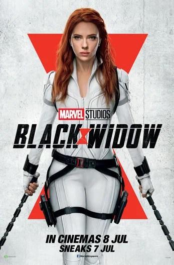 Black Widow (2021) – Review