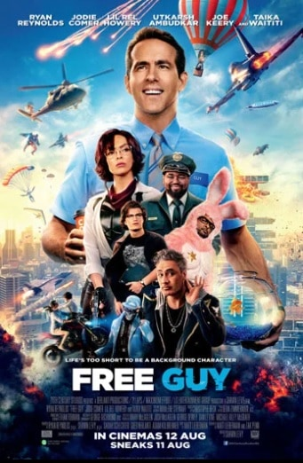 Free Guy (2021) – Review