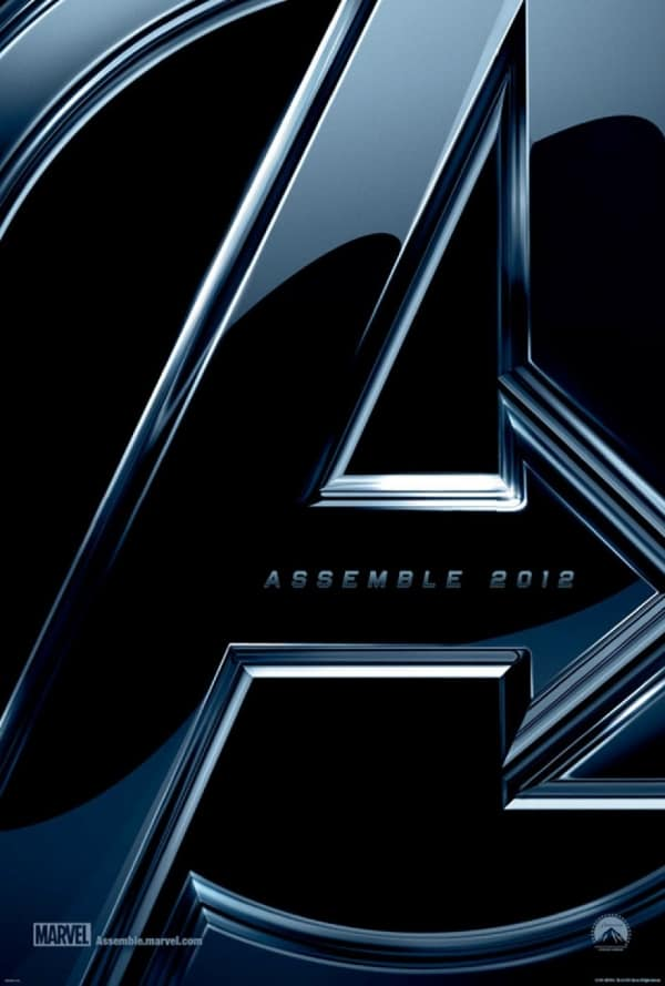 The Avengers Not Being Shot in 3D