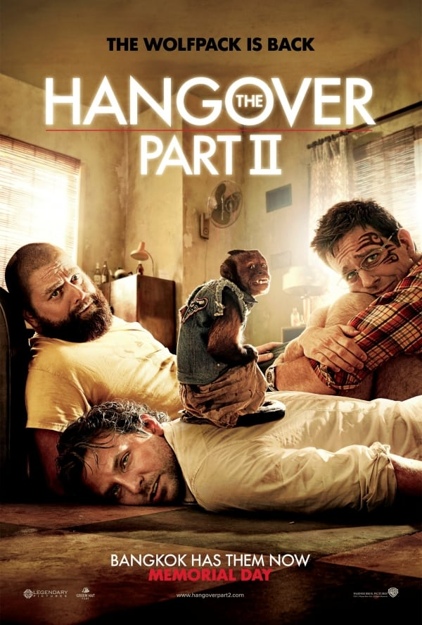 The Hangover Part 2 – Review