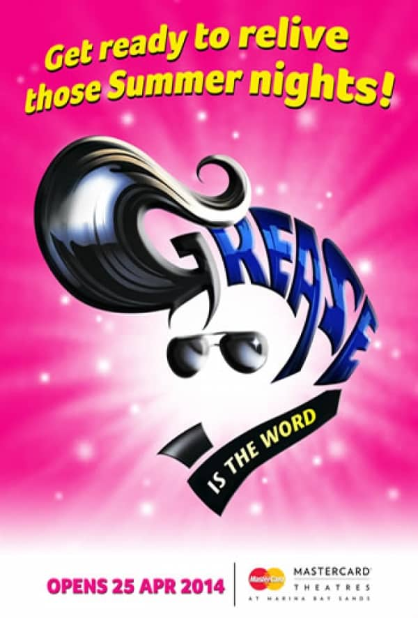 GREASE – Musical Review