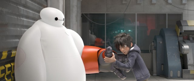 BIG HERO 6 – First Trailer and Poster
