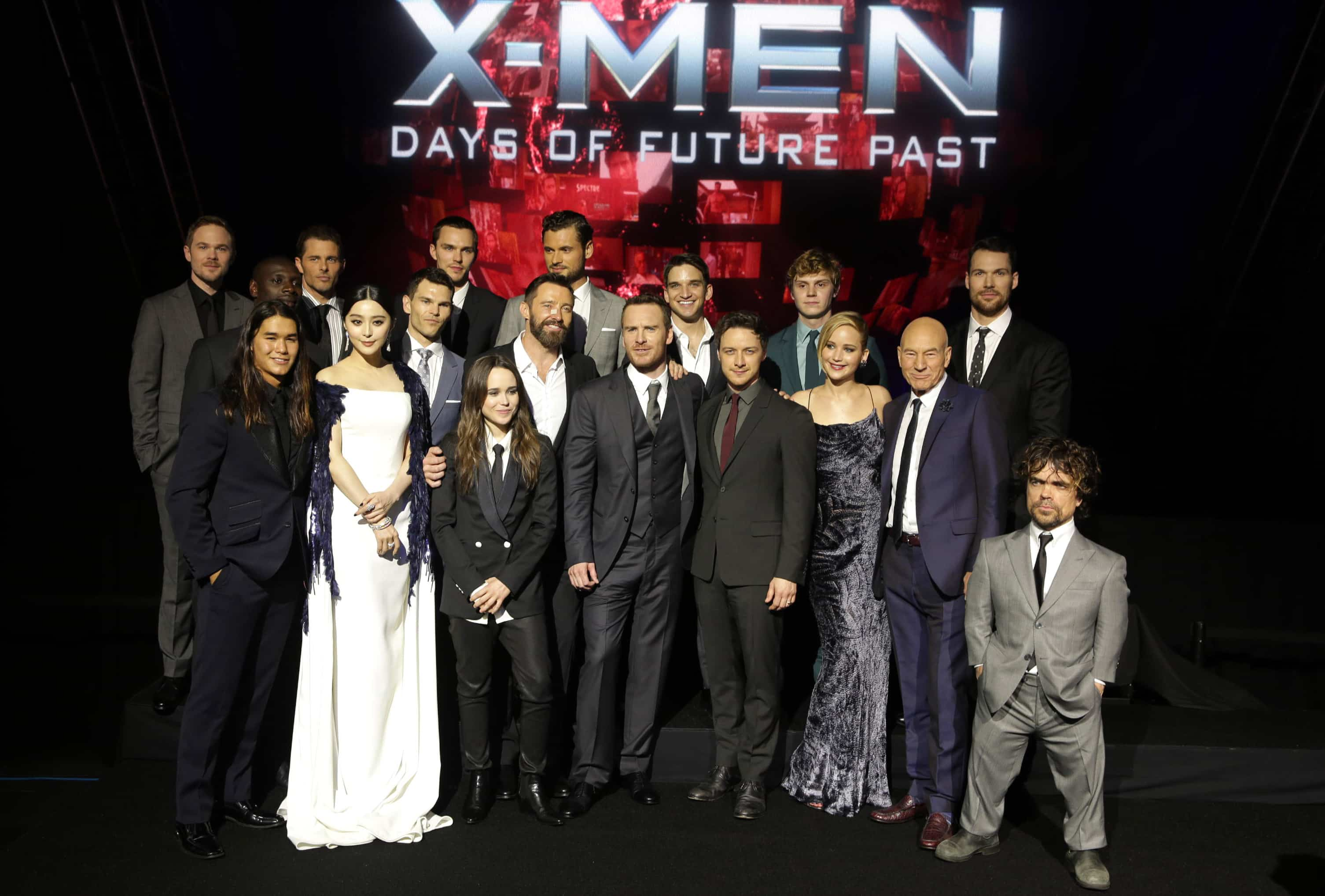 X-MEN: DAYS OF FUTURE PAST – Global Premiere pics [Updated]