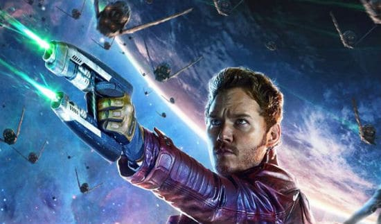 Guardians of the Galaxy – New Poster and Trailer