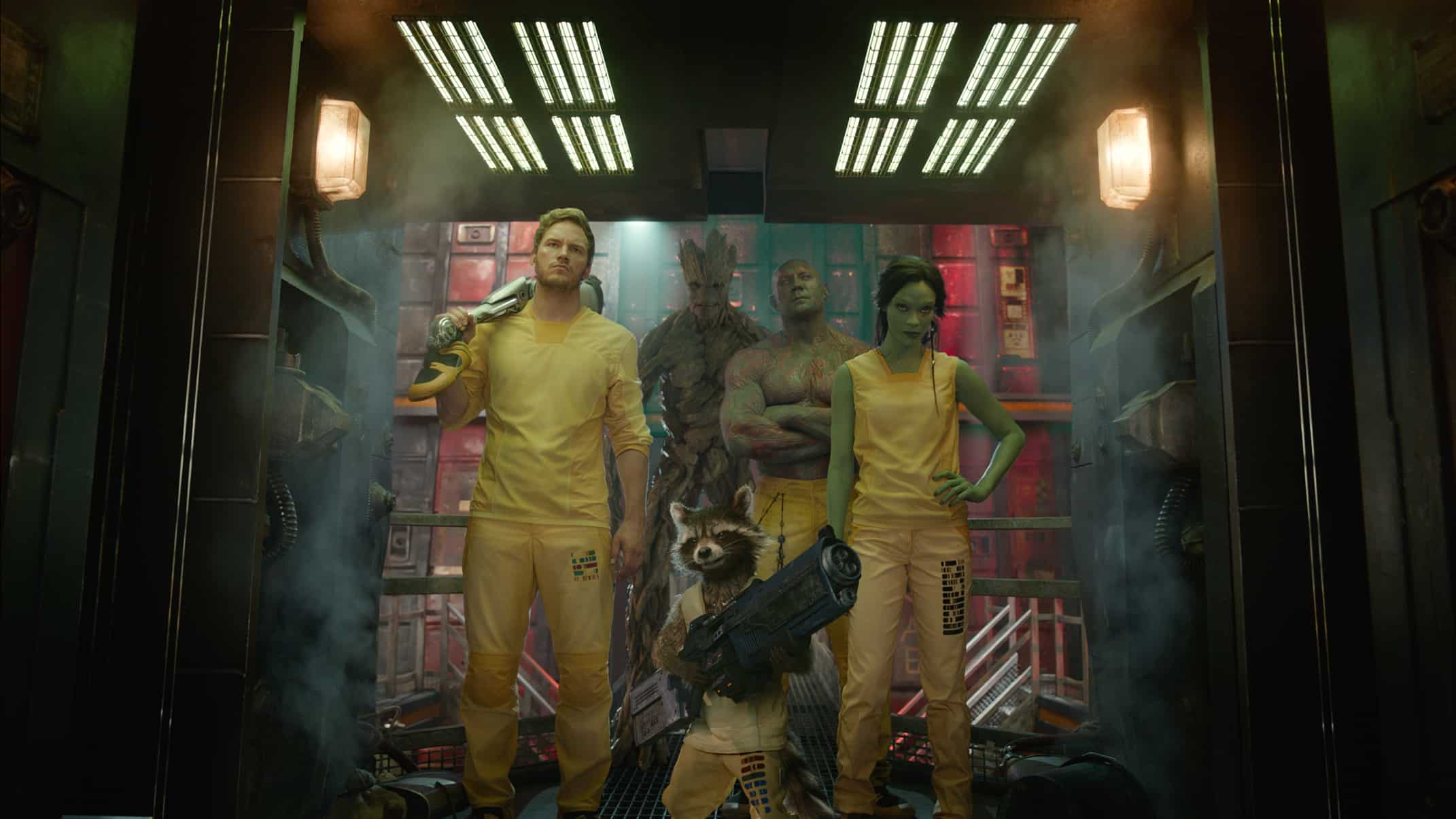 Marvel's 'Guardians Of The Galaxy' Director & Cast heading to Singapore on 12 July
