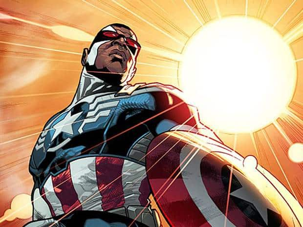 Marvel Announces New Captain America!