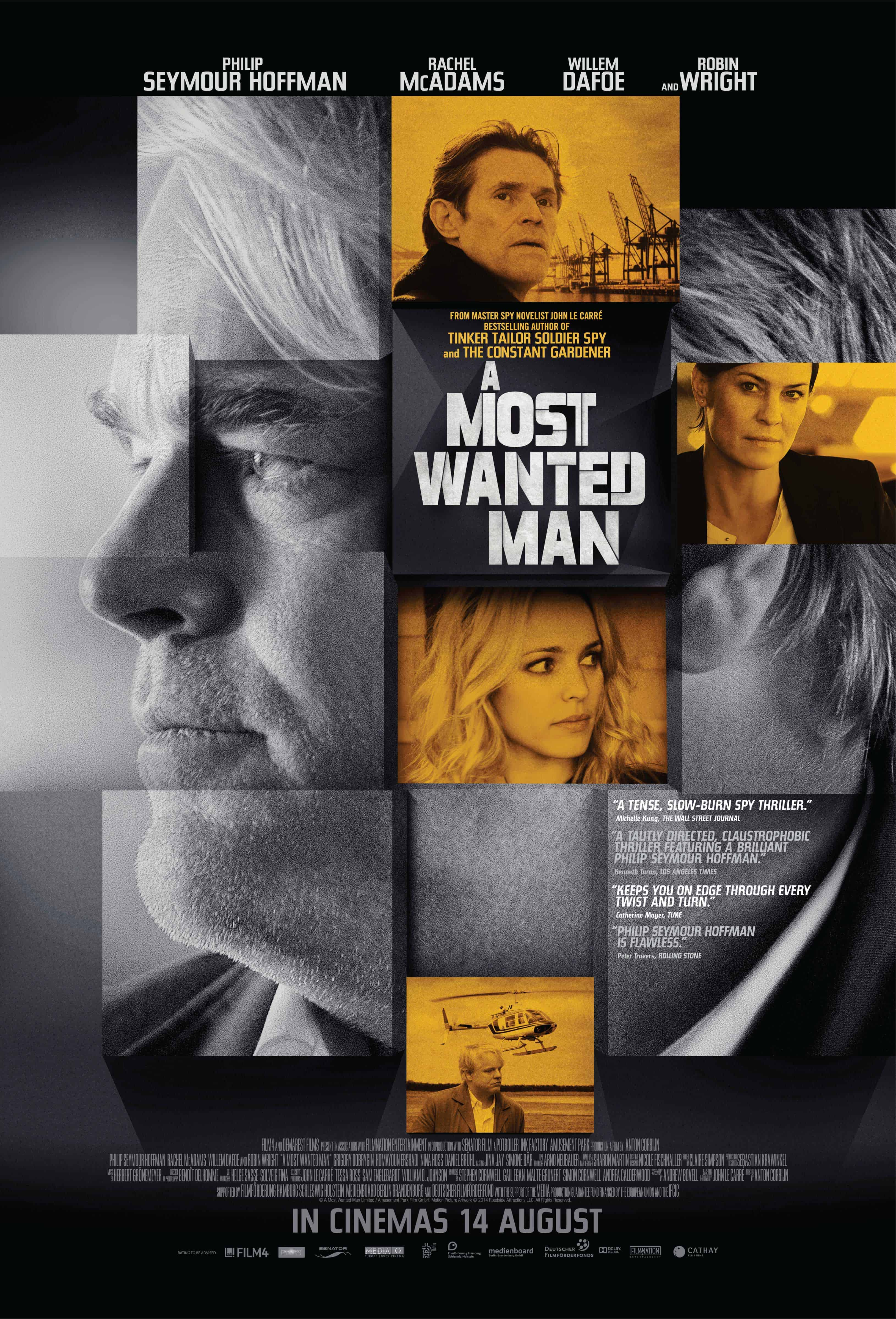 A MOST WANTED MAN – Review