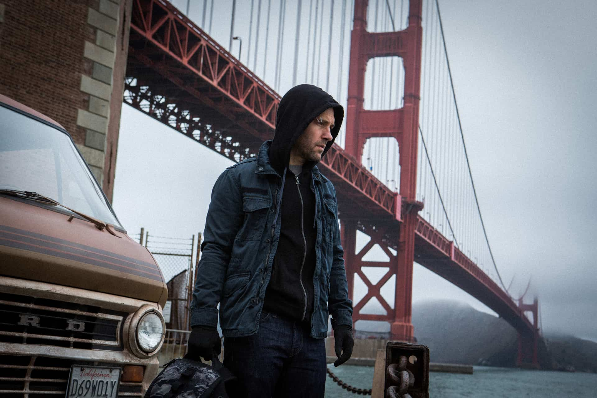 'Ant Man' – 1st Official Photo From San Francisco Shoot
