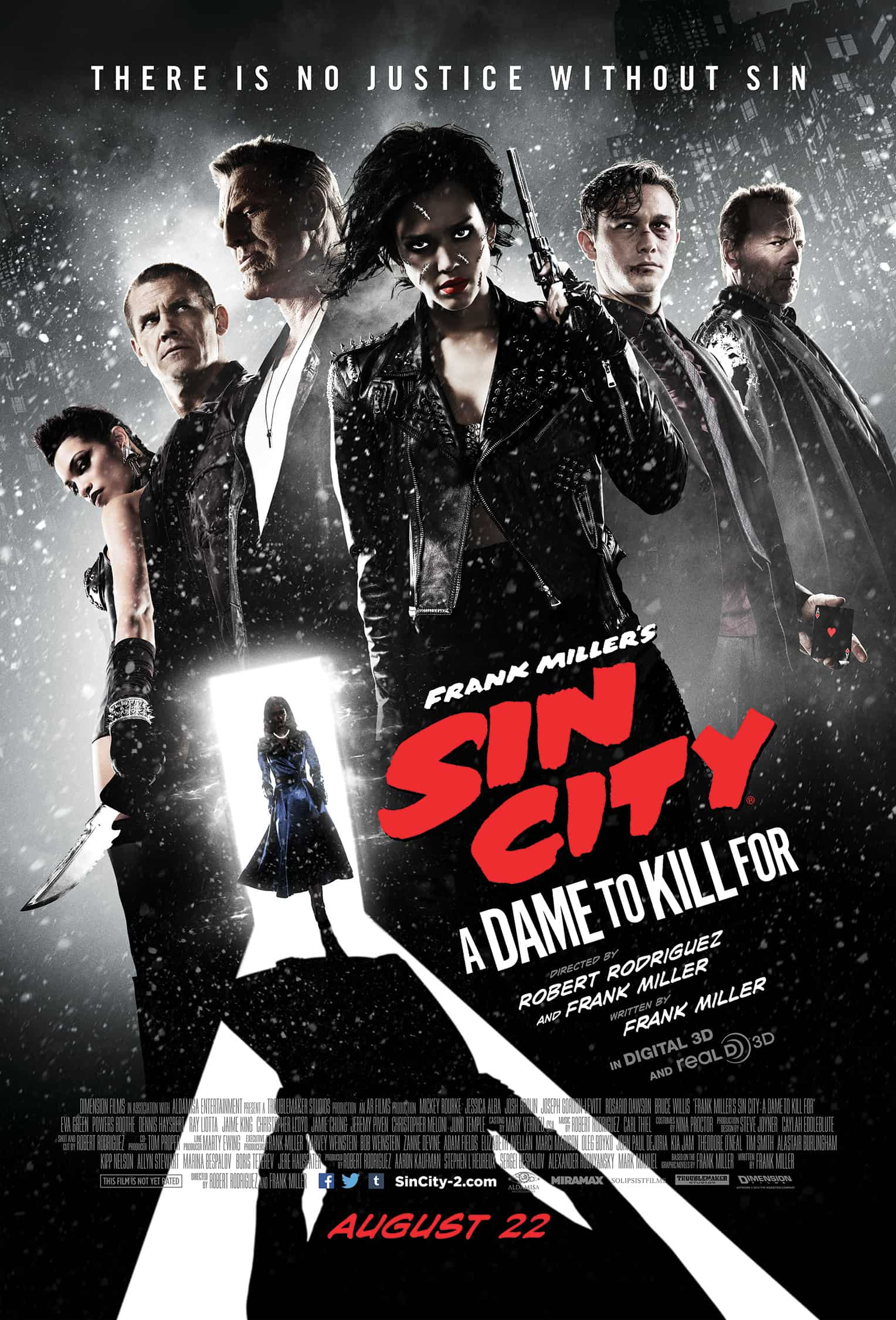 SIN CITY: A DAME TO KILL FOR – Review