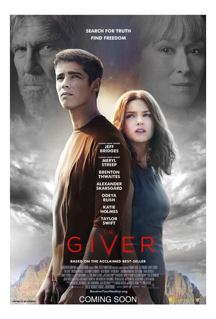 THE GIVER – Review
