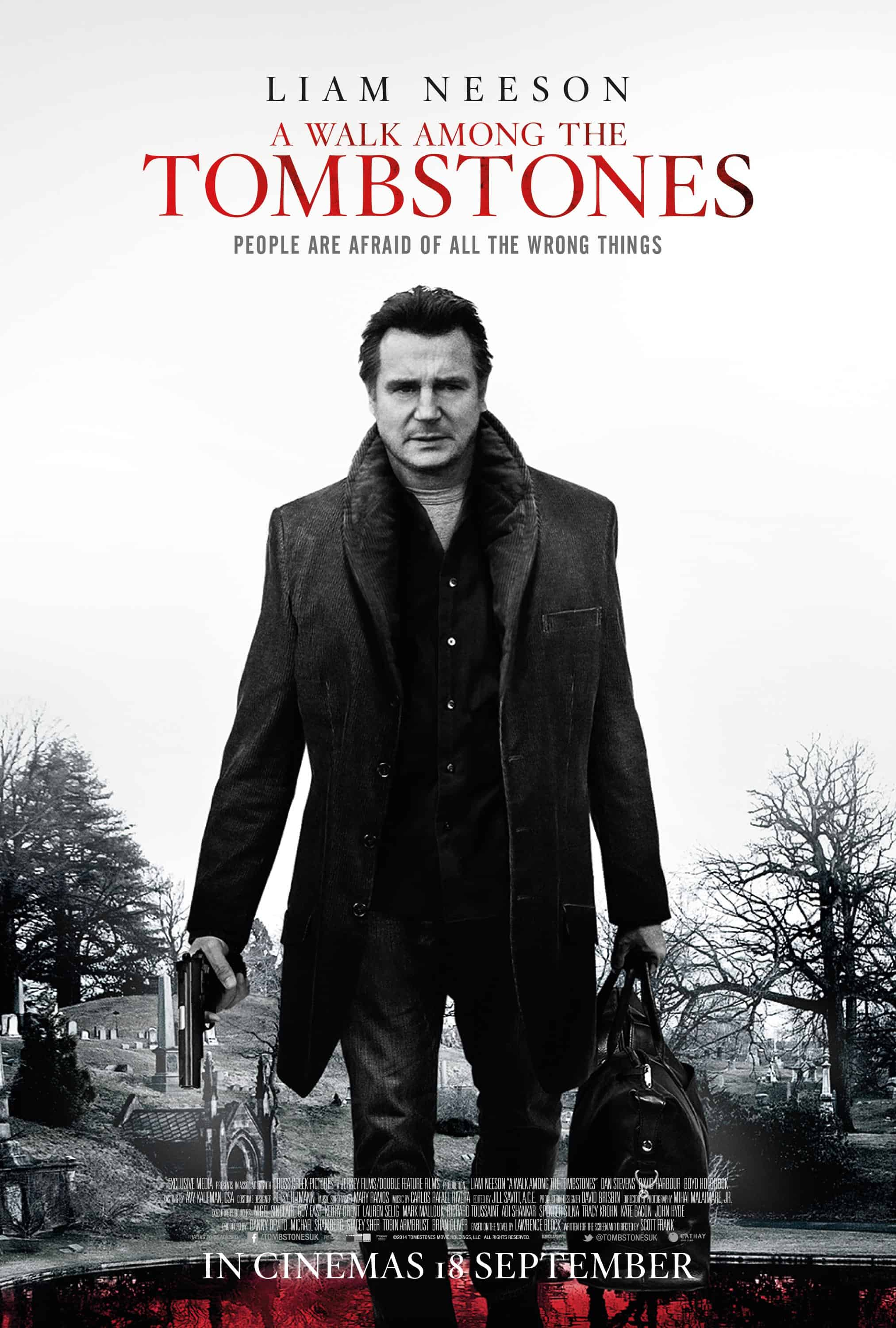 A Walk Among The Tombstones – Review