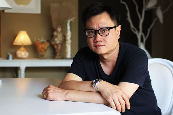 Eric Khoo Begins Shoot On Erotic Drama