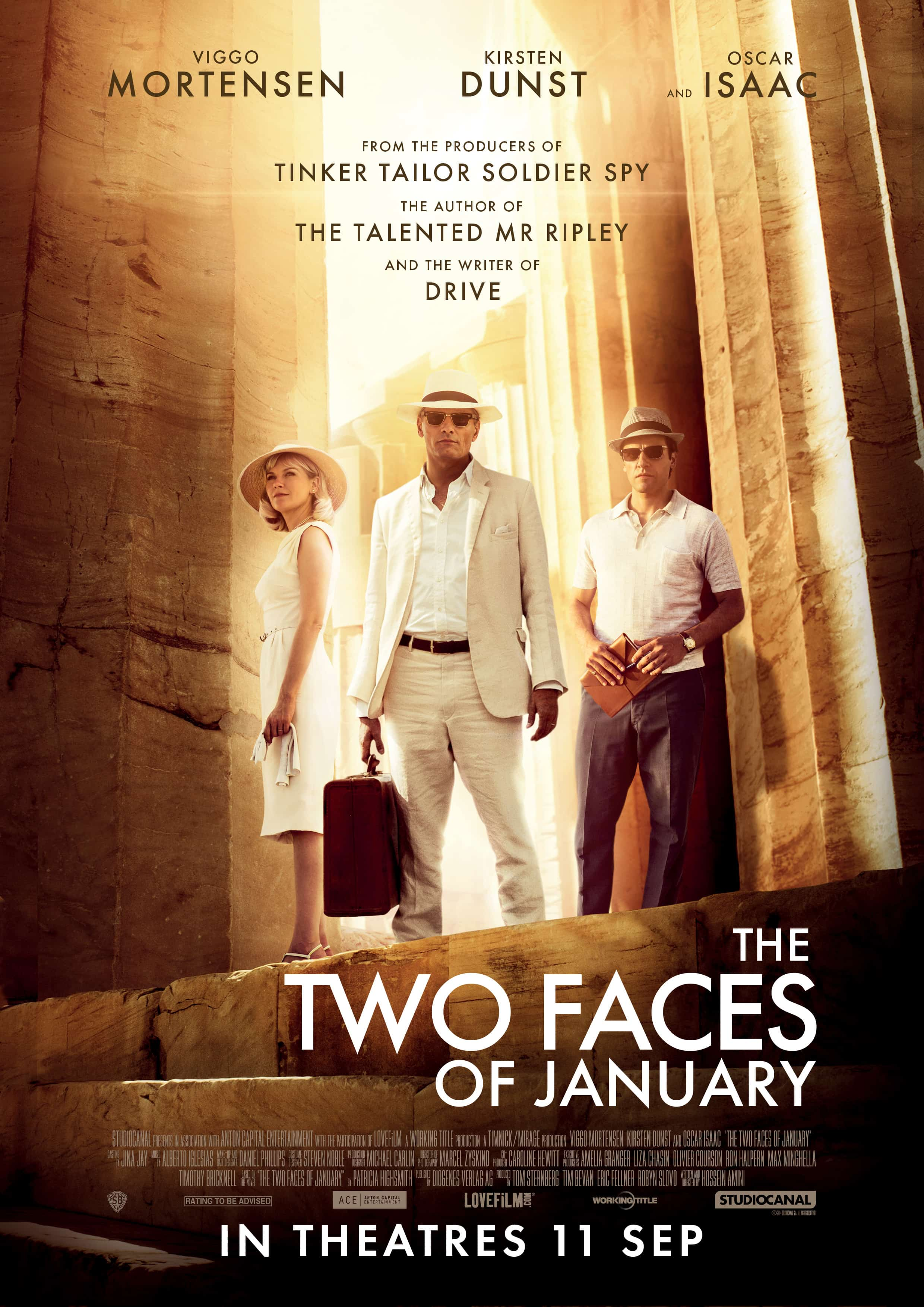 The Two Faces Of January – Review