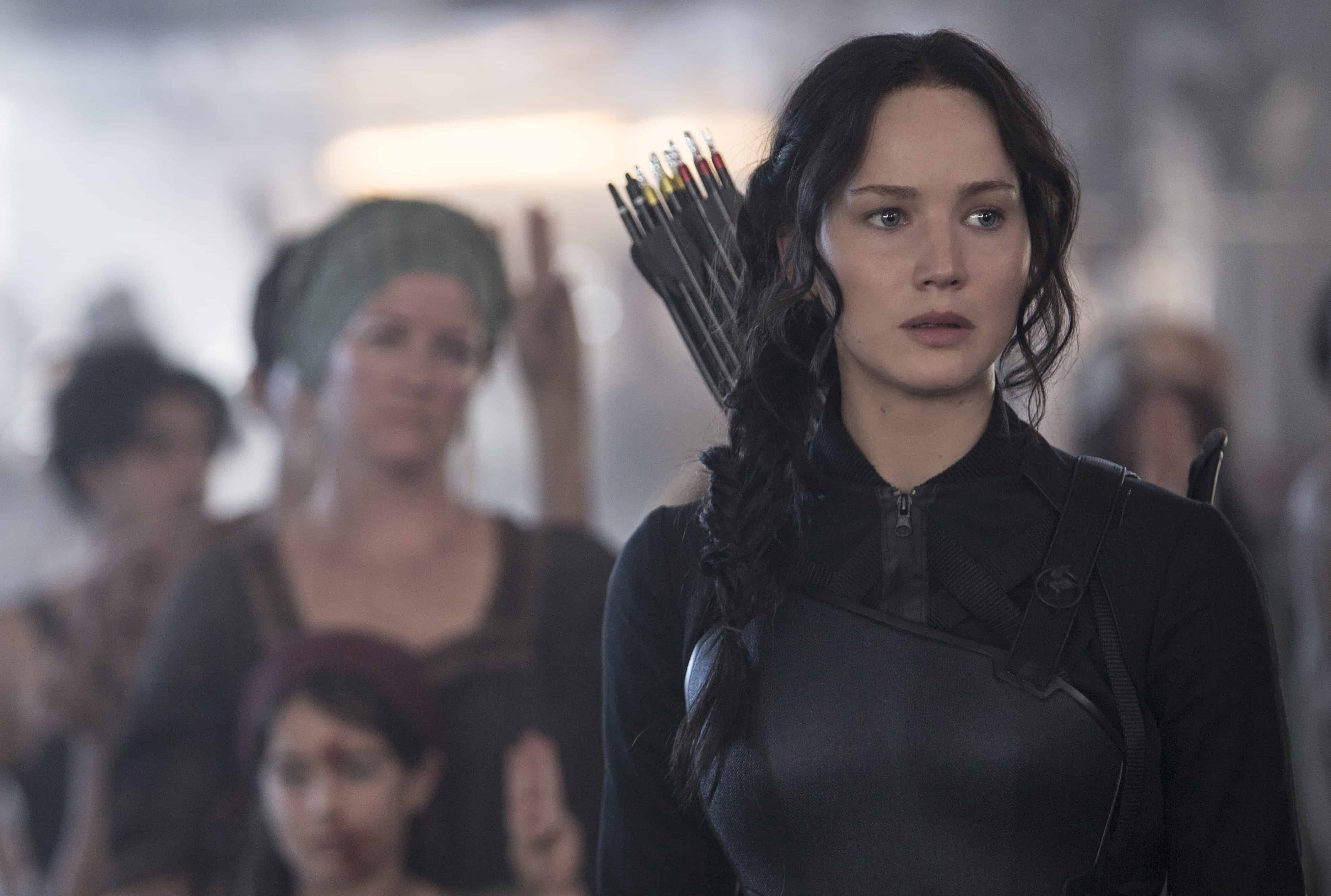 New Trailer For 'The Hunger Games: Mockingjay – Part 1'