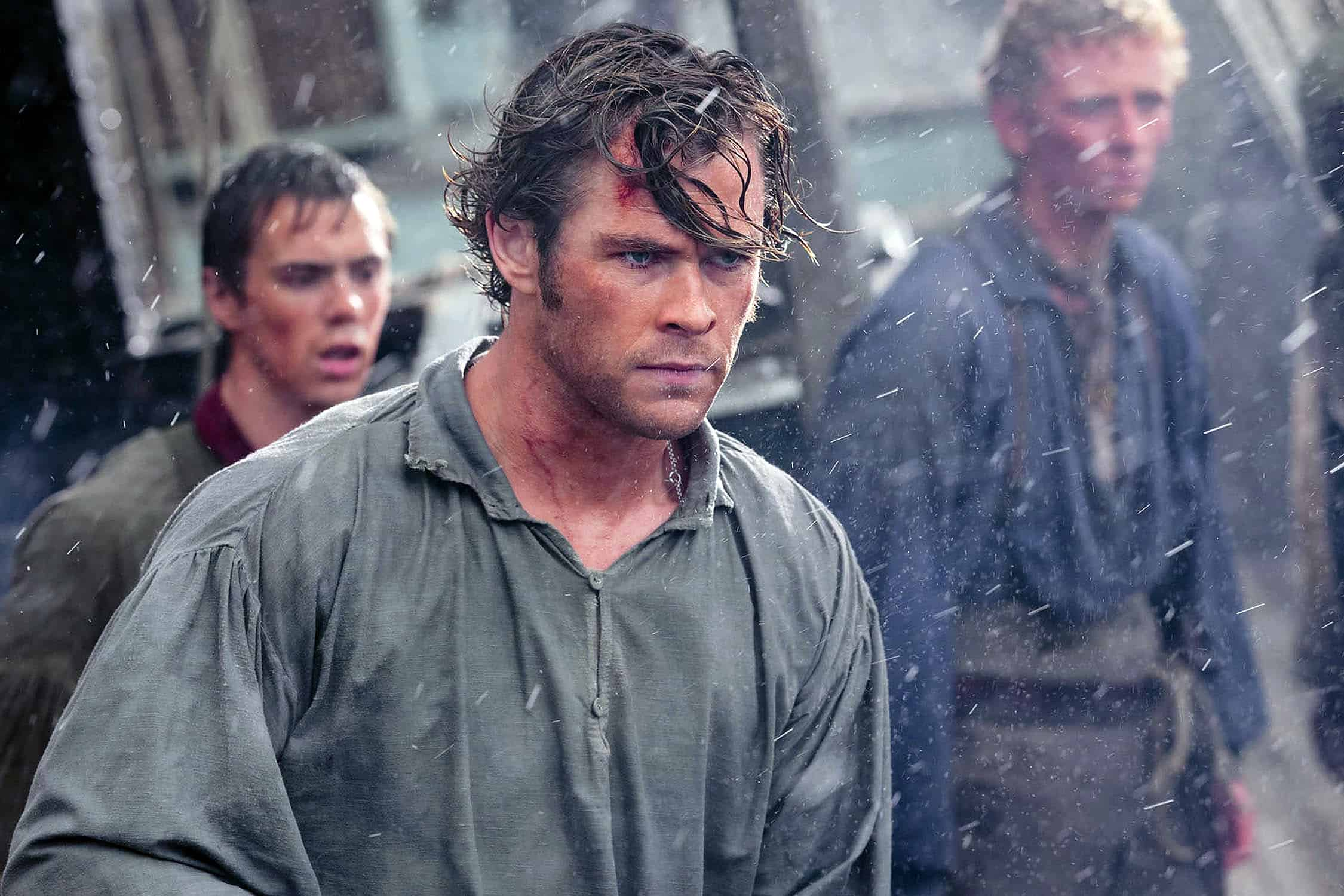 1st trailer: Ron Howard's 'In The Heart Of The Sea'