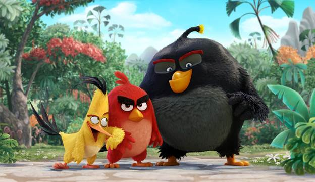 Voice Cast of 'Angry Birds' Movie Revealed