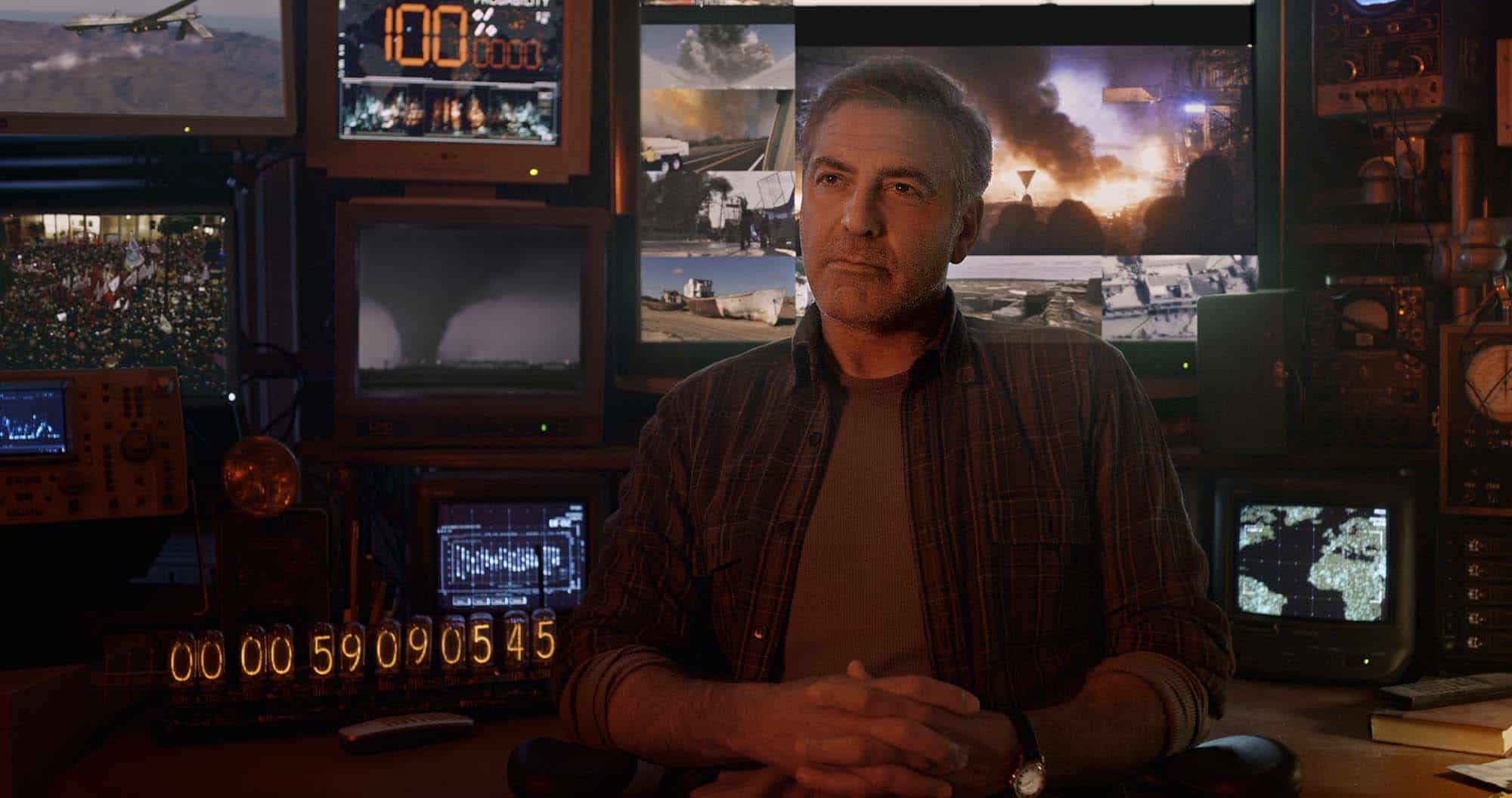 Disney's TOMORROWLAND: 1st trailer, poster and photo