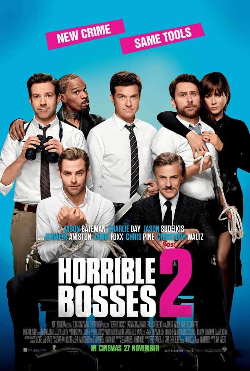 Horrible Bosses 2 – Review