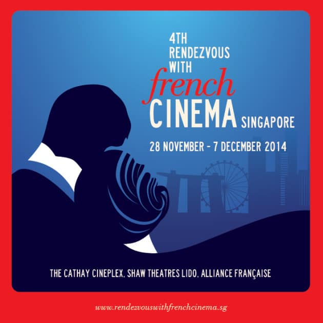 Mark your calendars for a Rendezvous with French Cinema