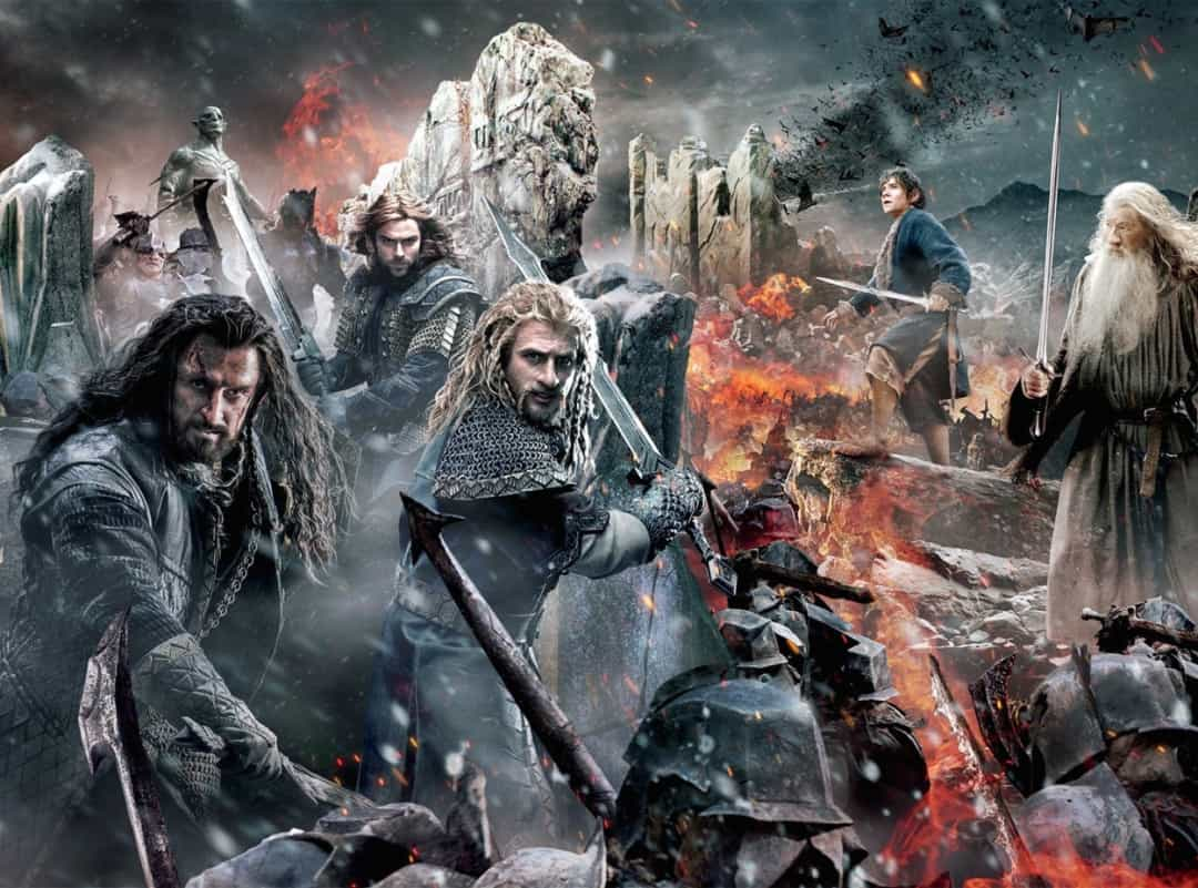 It's an all-out war in the final trailer of 'The Hobbit: The Battle of the Five Armies'