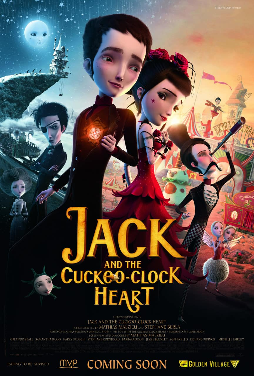 Jack And The Cuckoo-Clock Heart – Review