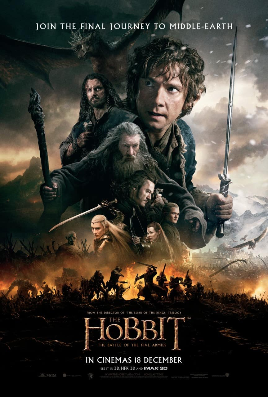 The Hobbit: The Battle Of The Five Armies – Review