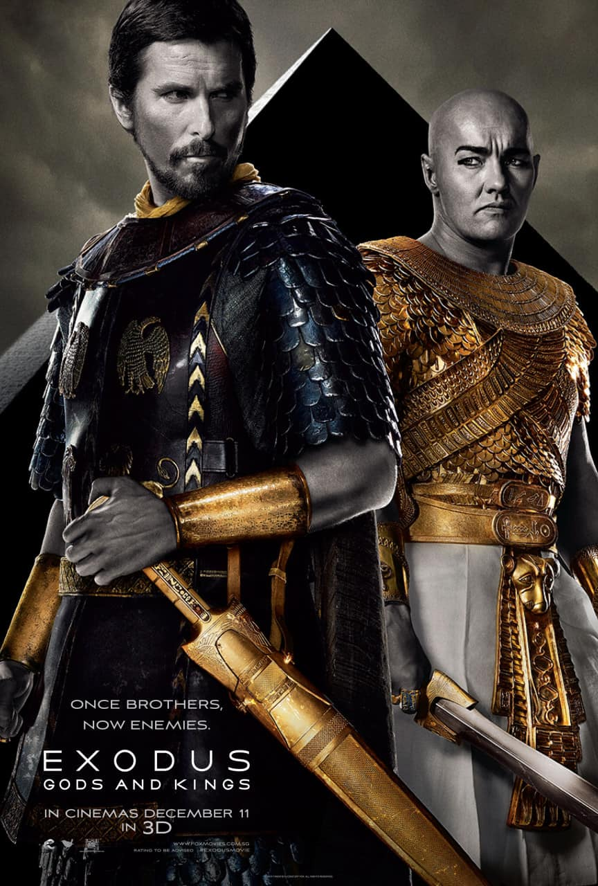 Exodus: Gods and Kings – Review