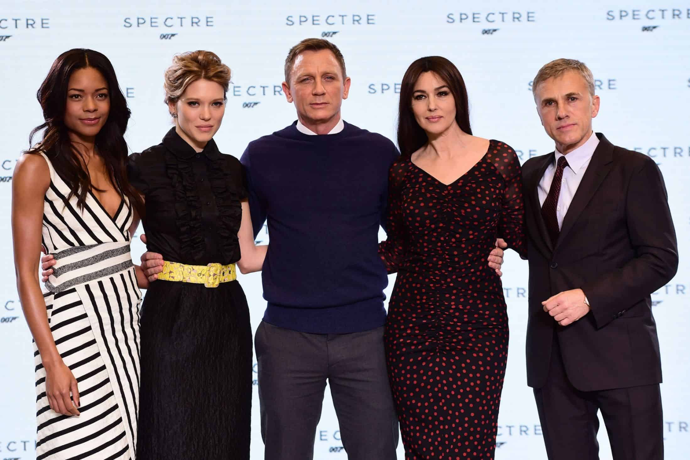 Meet the cast and car of 24th Bond movie, 'Spectre'
