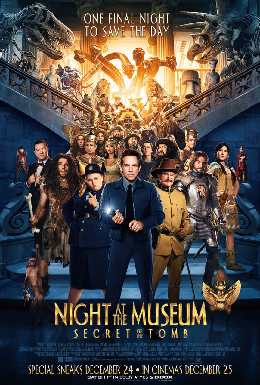 Night At The Museum: Secret Of The Tomb – Review