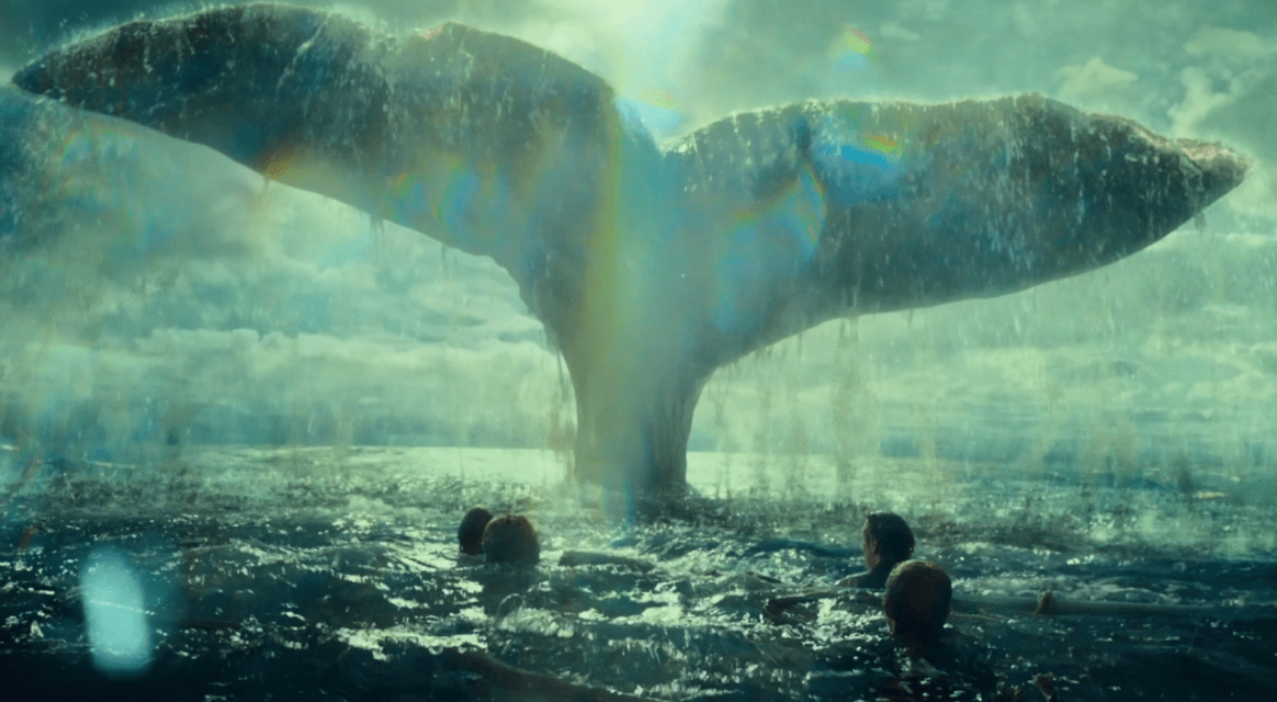 Director Ron Howard introduces trailer #2 for 'In The Heart of the Sea'