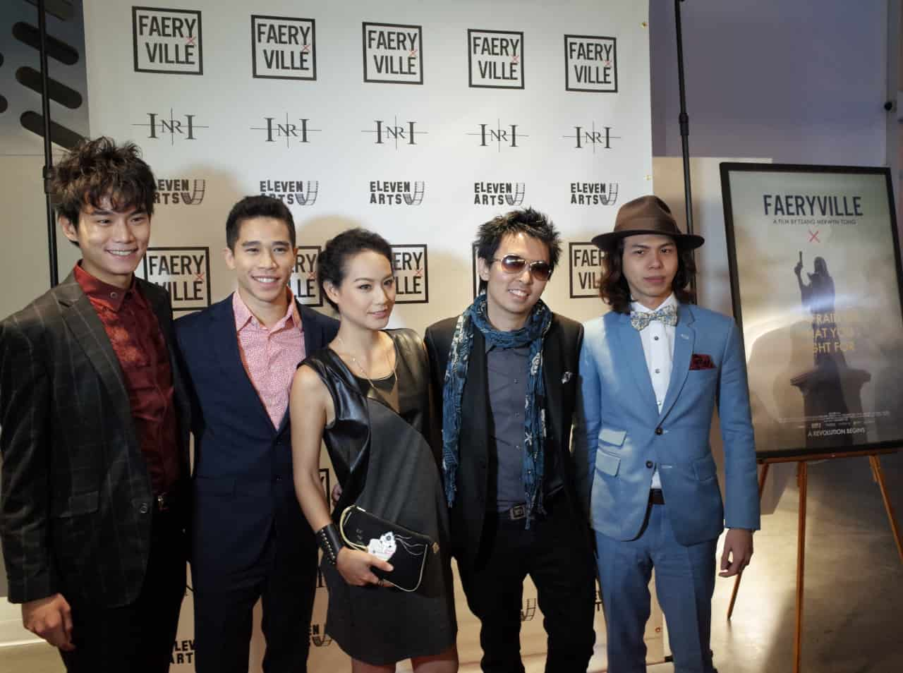Singapore film 'Faeryville' premieres in Hollywood to rousing reception