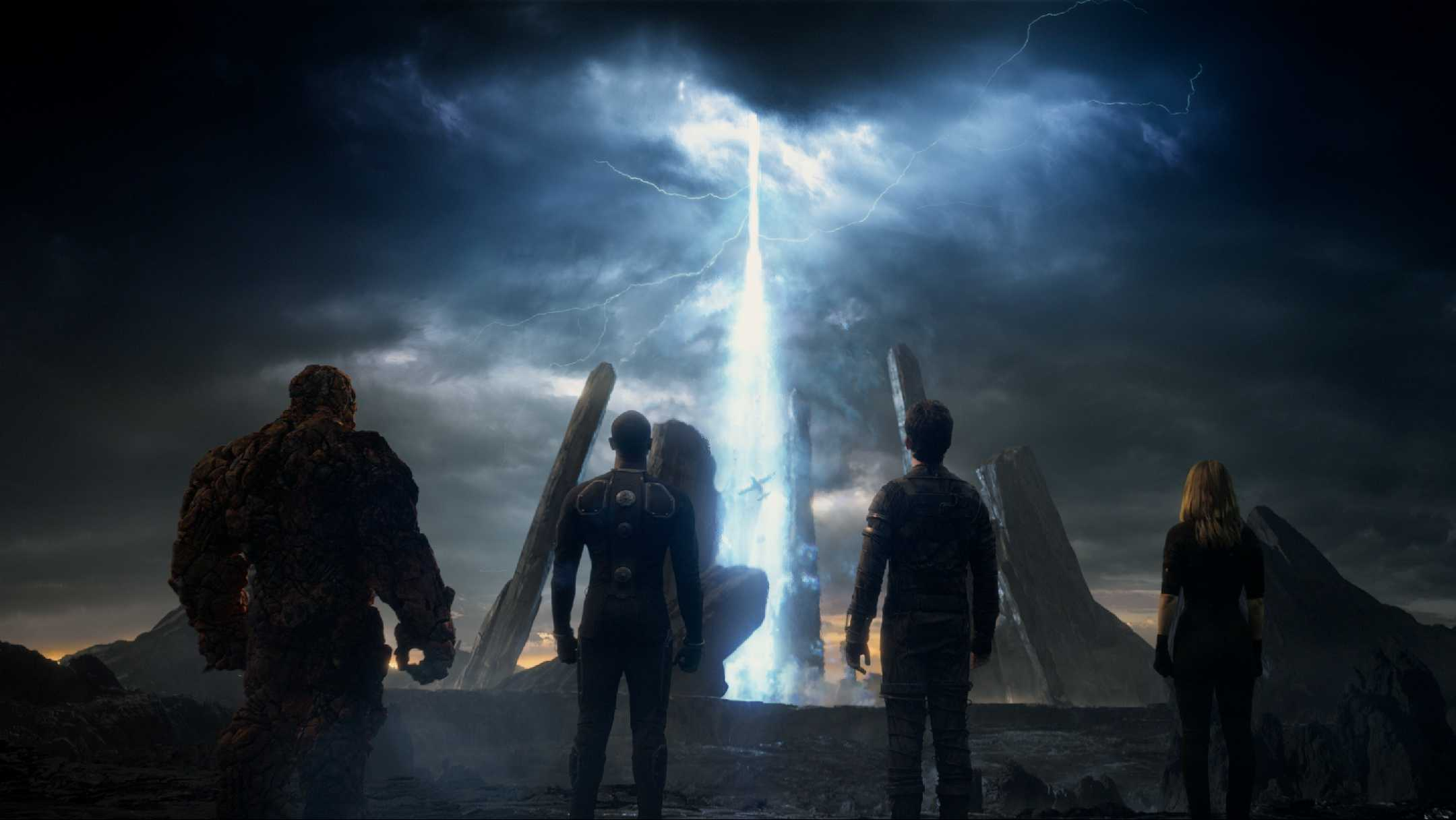 1st Trailer and Poster for Josh Trank's 'Fantastic Four' unveiled!