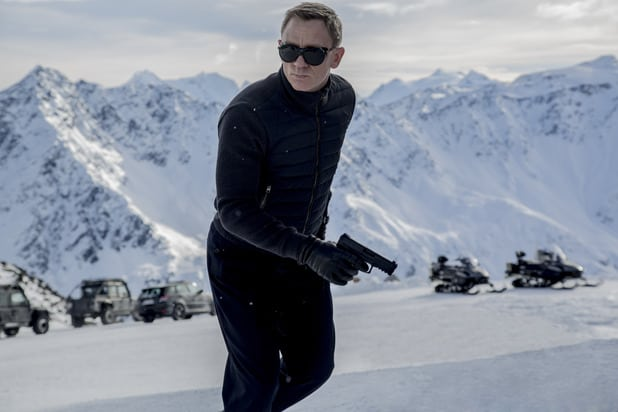 Watch: First footage from the set of 'Spectre'