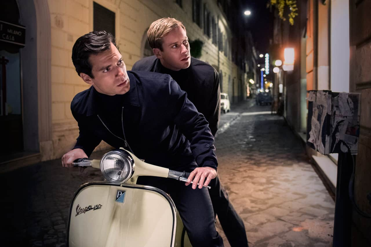 The Man From U.N.C.L.E. – New trailer and poster