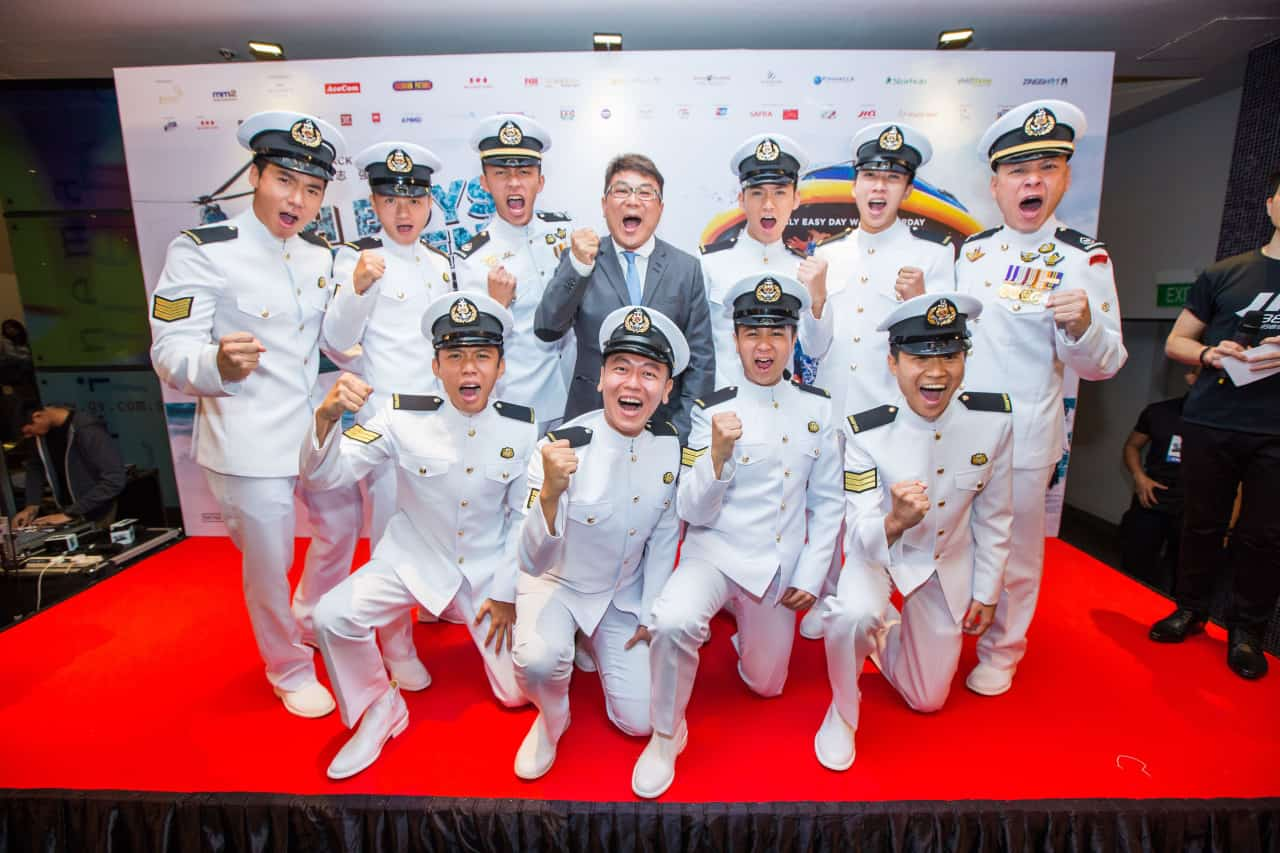 Jack Neo's 'Ah Boys To Men 3' rakes in $6.2 million at the box office, and counting