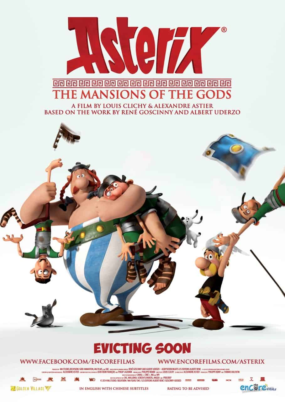 Asterix: The Mansions Of The Gods – Review