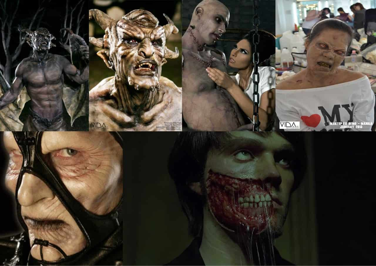 FACE/VALUE: Special effects makeup artist David Willis chats exclusively with F***