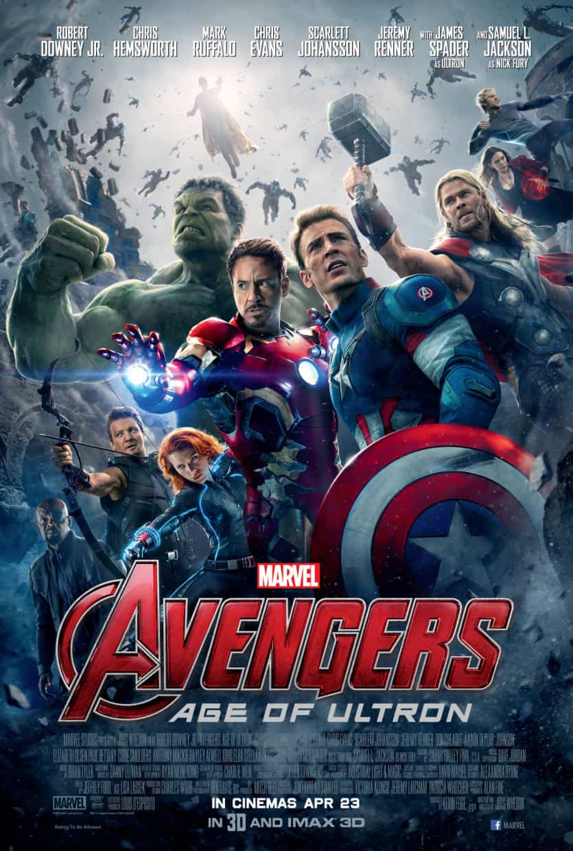Avengers: Age of Ultron – Review
