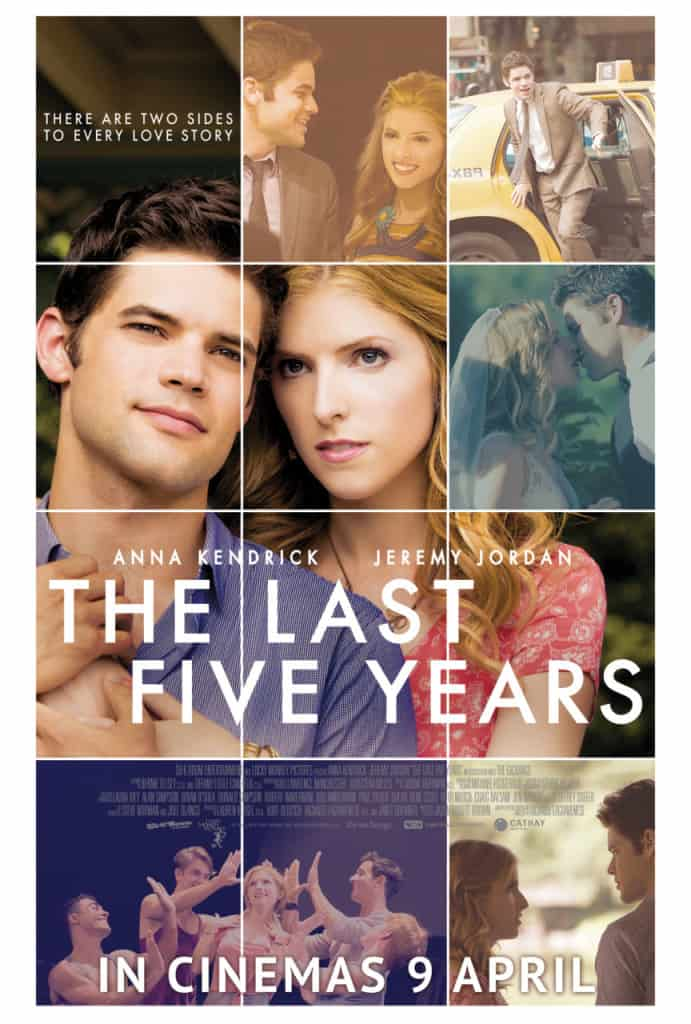 The Last Five Years – Review