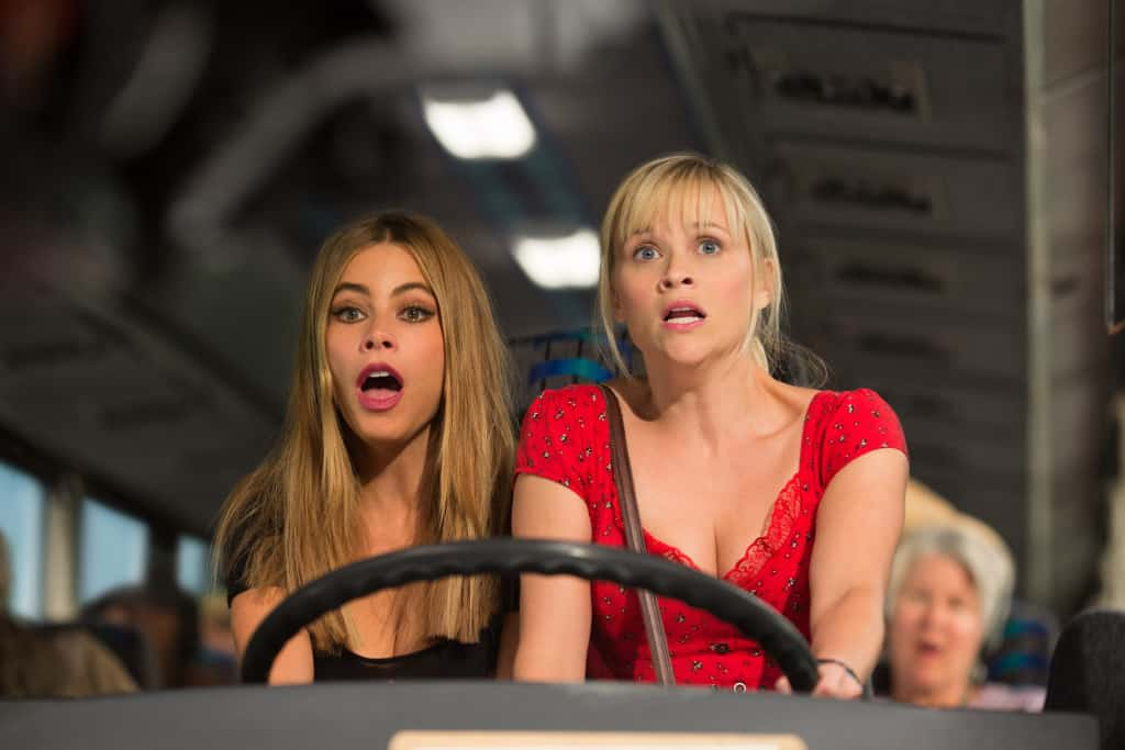 Hot Pursuit – Cast and director interview