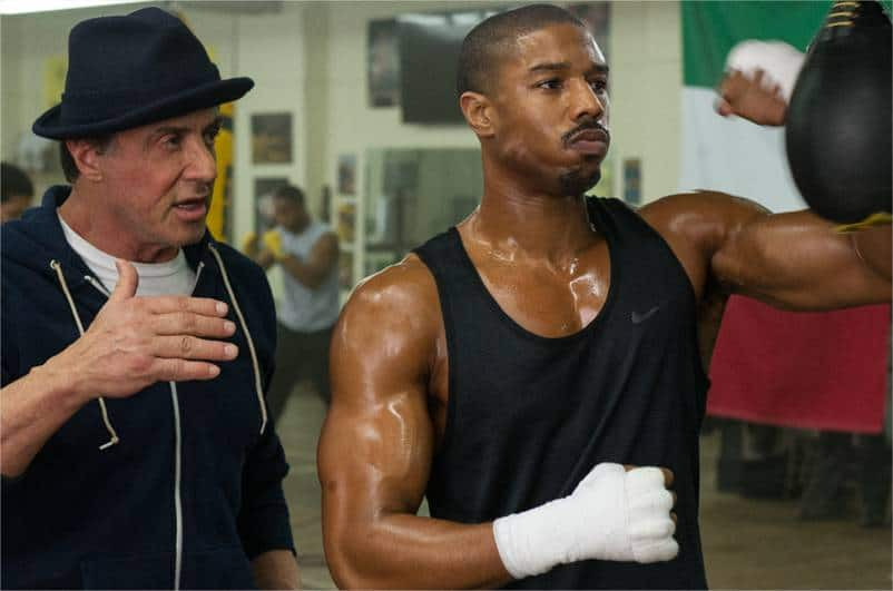 Stallone returns as Rocky in new 'Creed' trailer