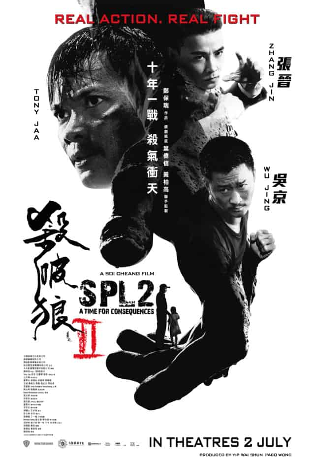 SPL 2: A Time For Consequences (杀破狼II) – Review