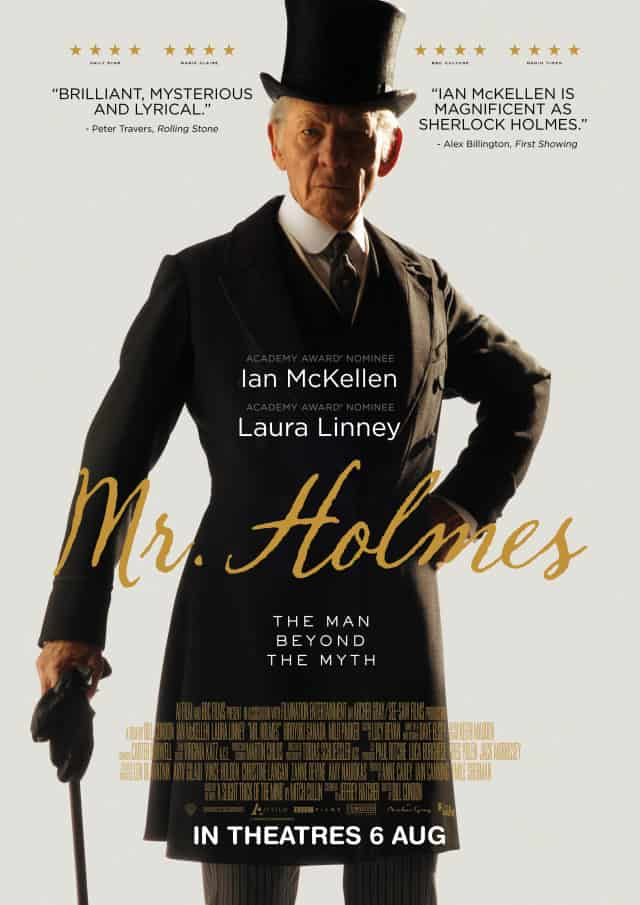 Mr. Holmes – Review